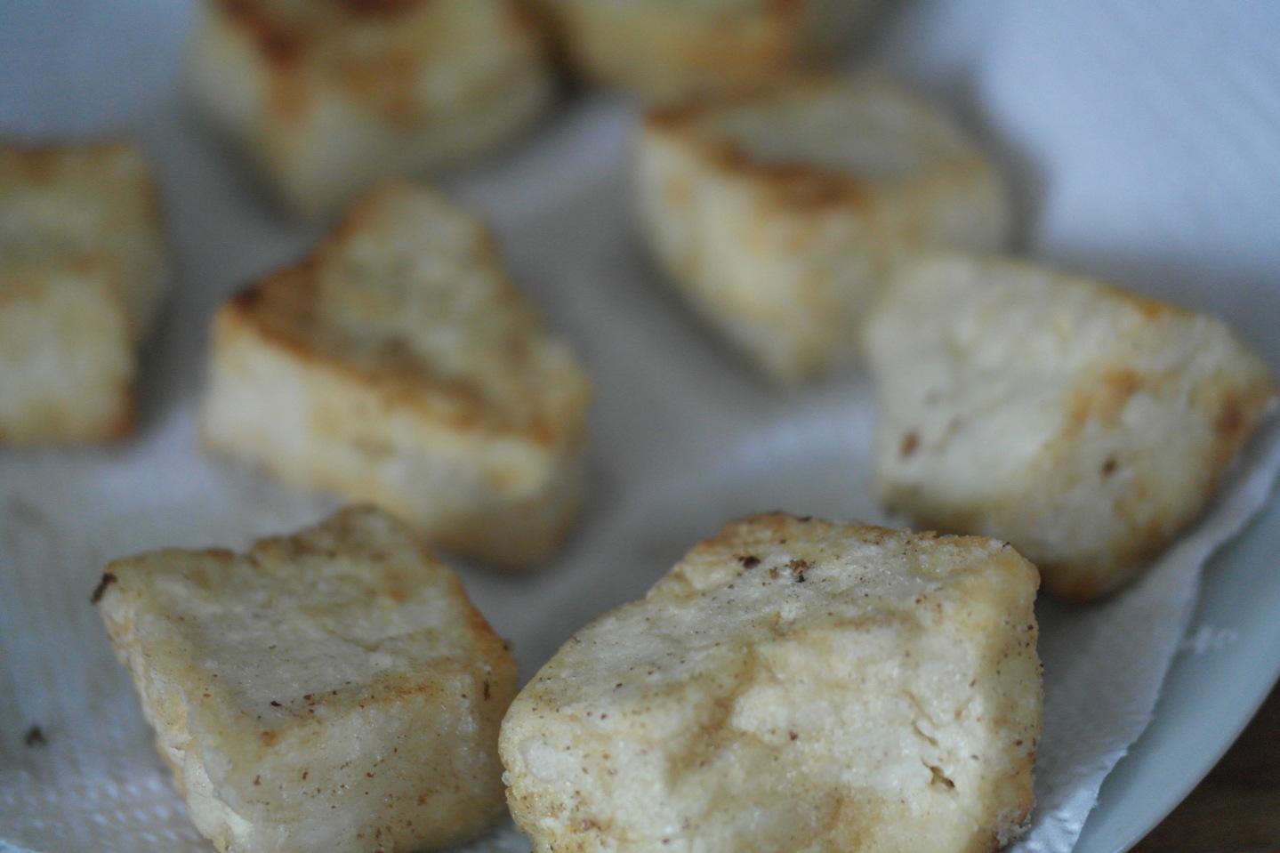Recipe: Agedashi Tofu