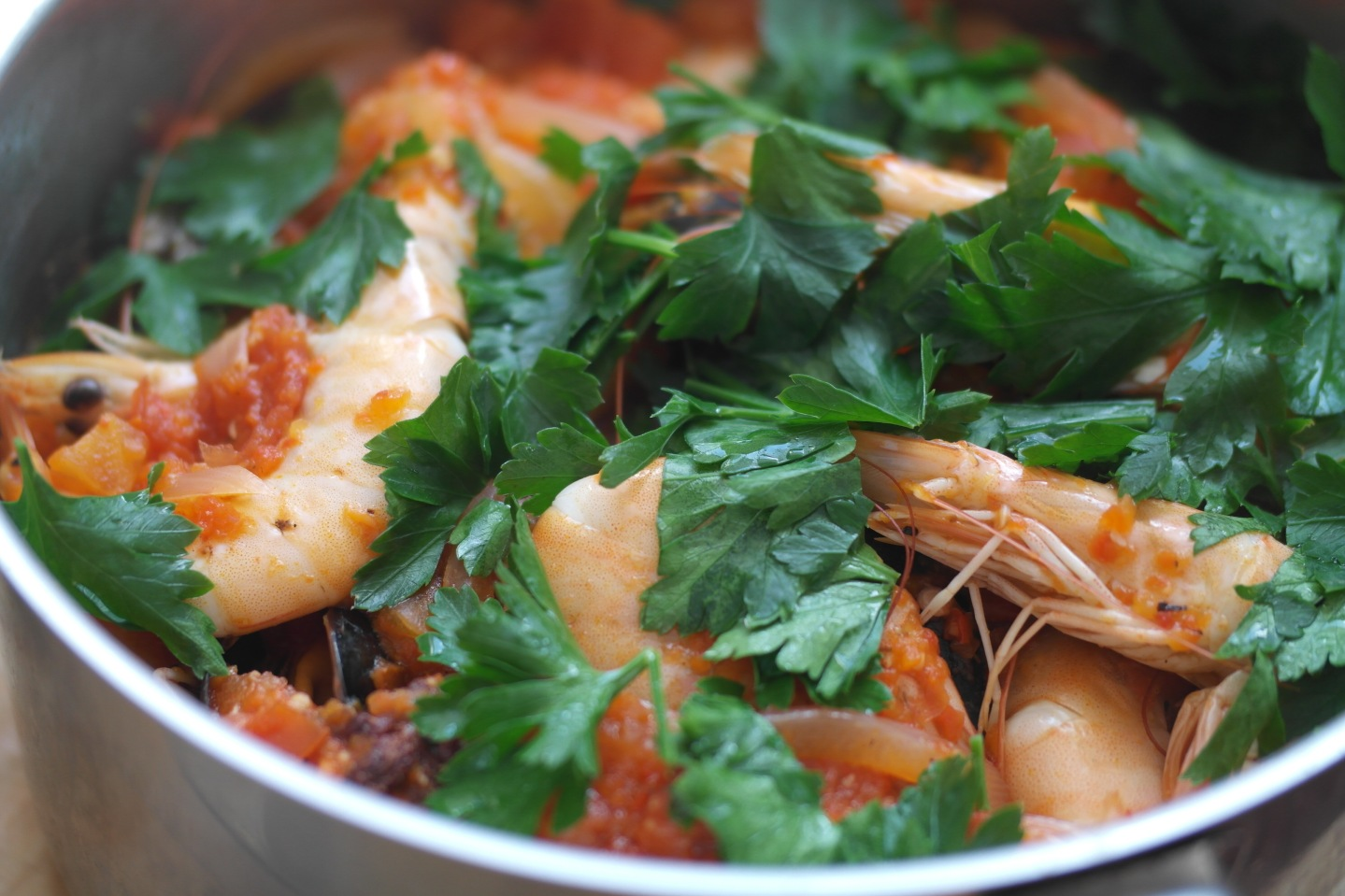 Recipe: Cataplana (and arroz caldoso)